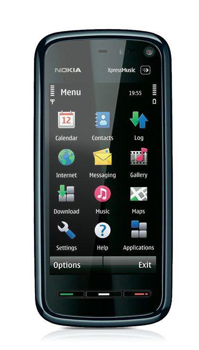 Nokia 5800 XpressMusic Reparatur