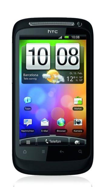 HTC Desire S Reparatur