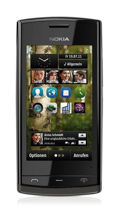 Nokia 500 Reparatur