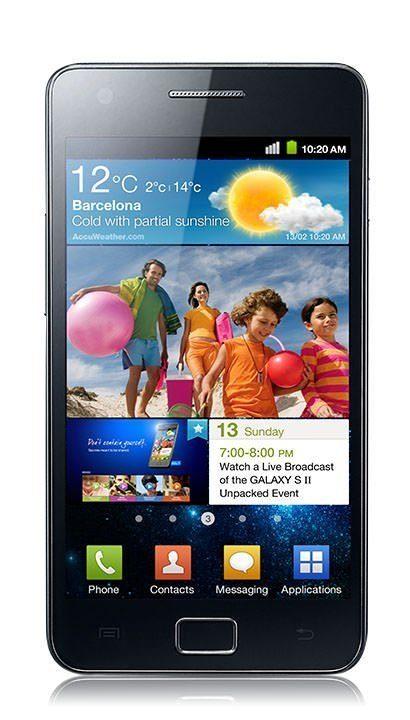 Samsung Galaxy S2 Reparatur