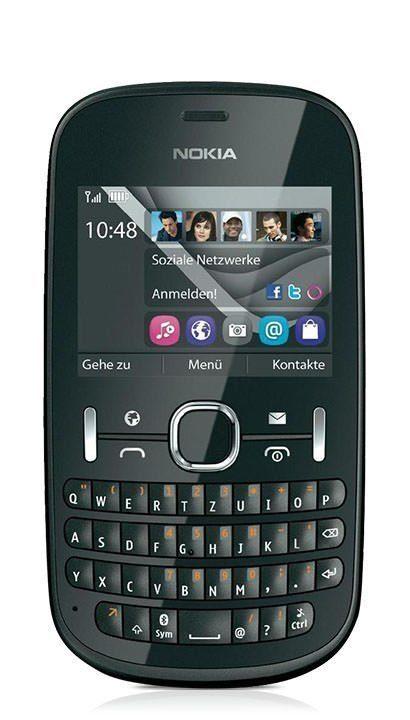Nokia Asha 201 Reparatur