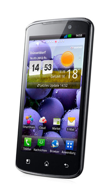 LG Optimus True HD Reparatur