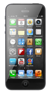 iPhone 5 Displayreparatur