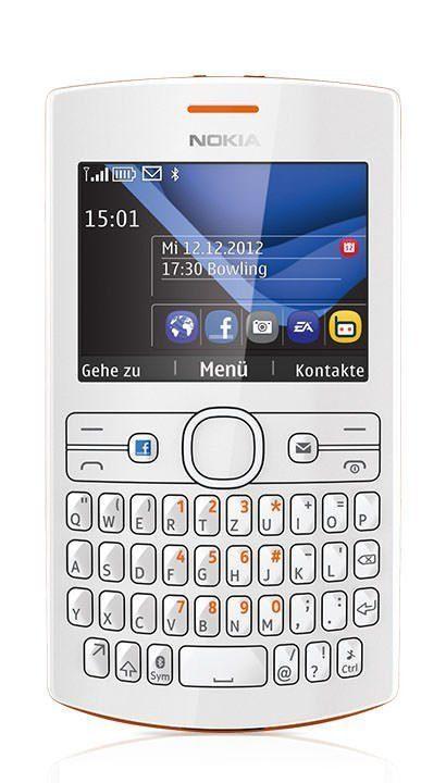 Nokia Asha 205 Reparatur