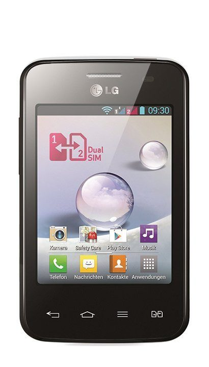 LG Optimus L3 II Dual Reparatur