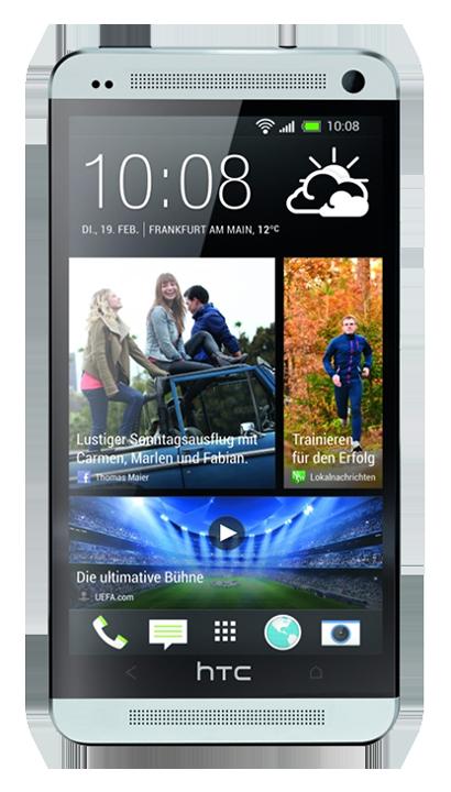 HTC One M7 Reparatur