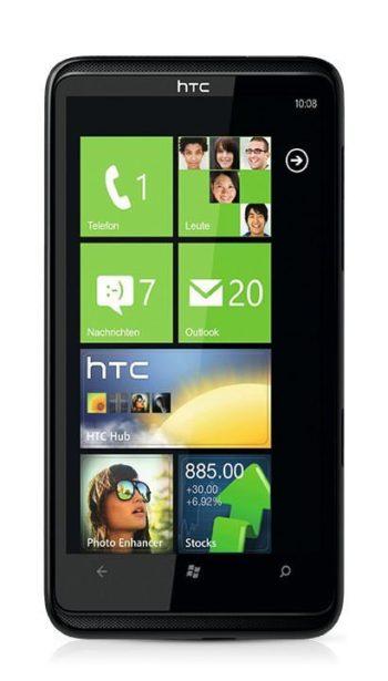 HTC 7 Pro Reparatur