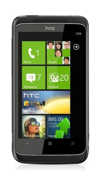 HTC 7 Reparatur