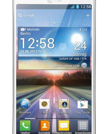 LG Optimus 4x Reparatur