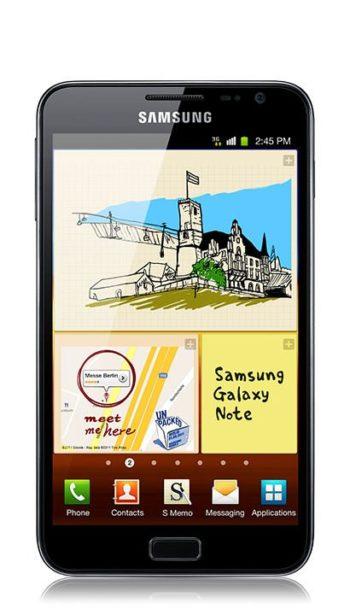 Samsung Galaxy Note Reparatur