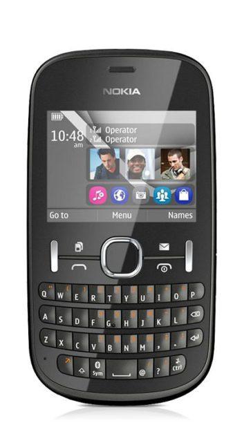 Nokia Asha 200 Reparatur