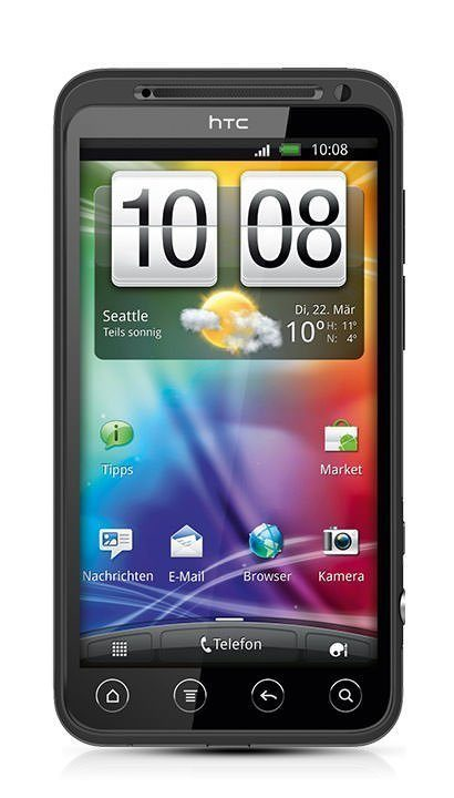 HTC Evo Reparatur