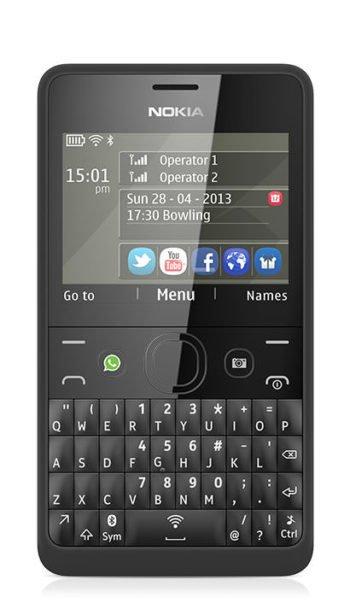 Nokia Asha 210 Reparatur