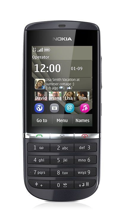 Nokia Asha 300 Reparatur