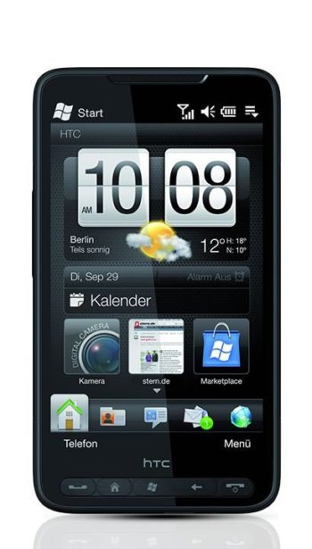 HTC HD2 Reparatur