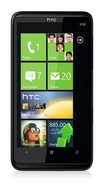 HTC HD7 Reparatur
