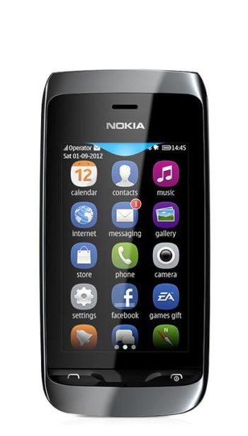 Nokia Asha 305 Reparatur