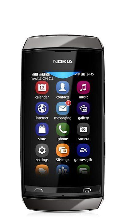 Nokia Asha 306 Reparatur