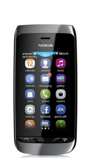 Nokia Asha 308 Reparatur