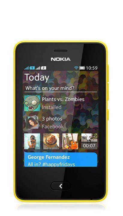 Nokia Asha 501 Reparatur