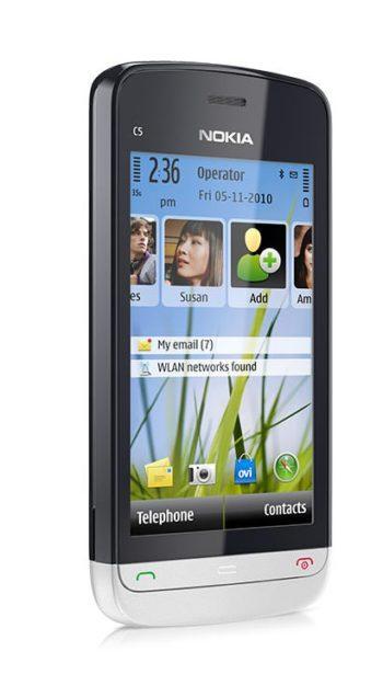 Nokia C5 Reparatur