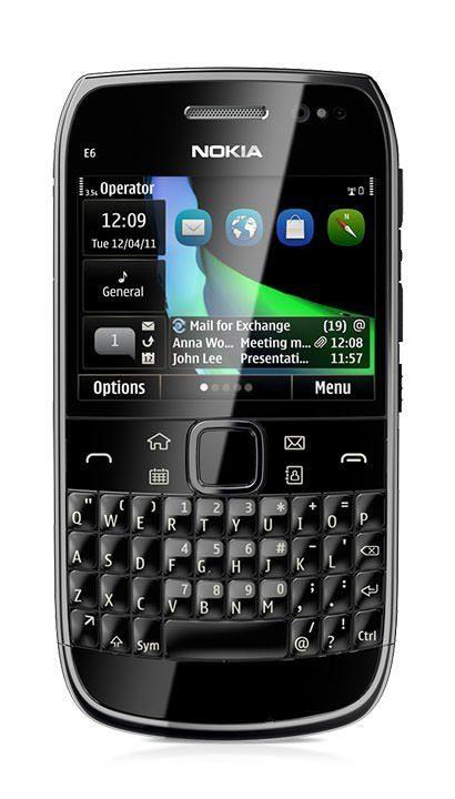 Nokia E6 Reparatur