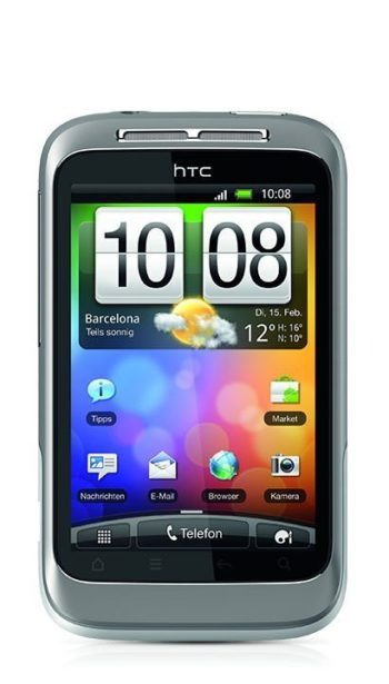 HTC Wildfire S Reparatur