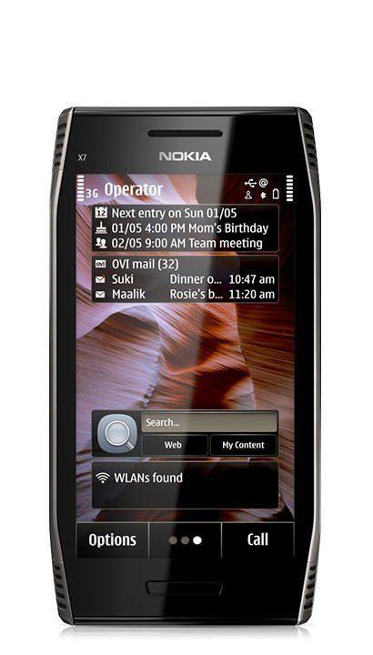Nokia X7 Reparatur