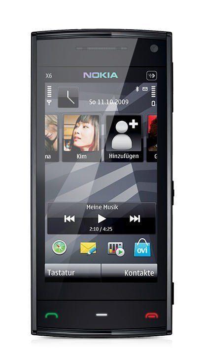 Nokia X6 Reparatur