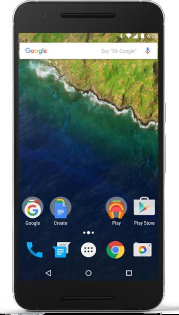 Huawei Nexus 6P Reparatur