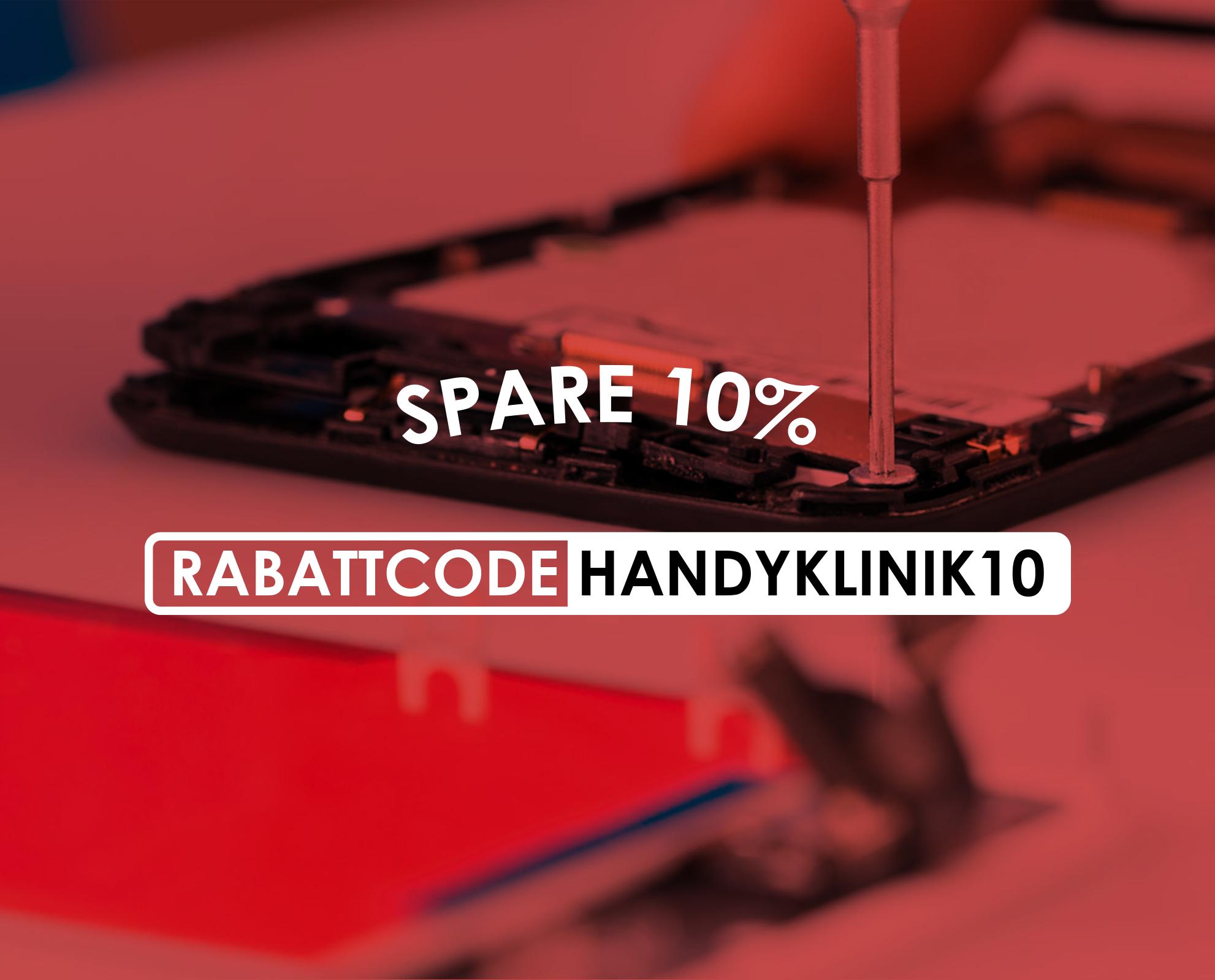 Handy Reparatur Rabatt