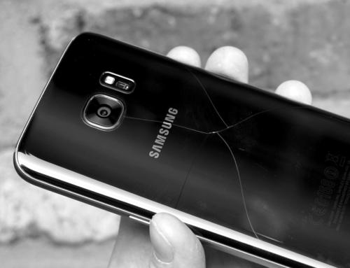 Reparaturanleitung: Samsung Galaxy S7 Back Cover Austausch