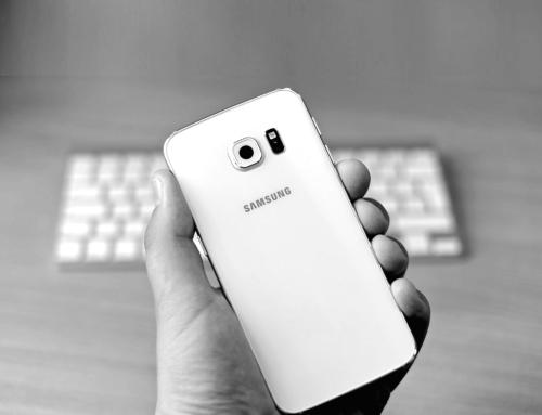 Reparaturanleitung: Samsung Galaxy S6 Kamerawechsel