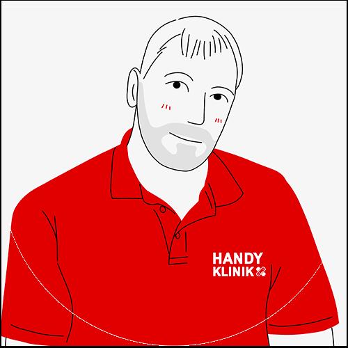 Handyklinik Smartphone Techniker